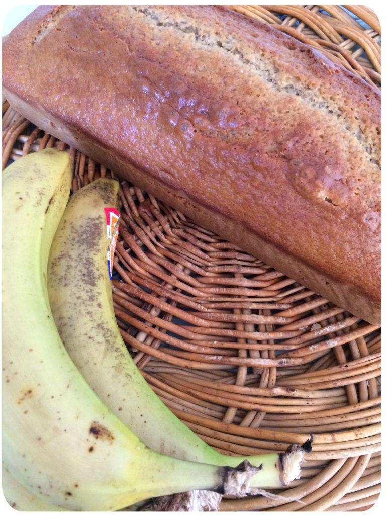 Fait Maison - Cake aux bananes