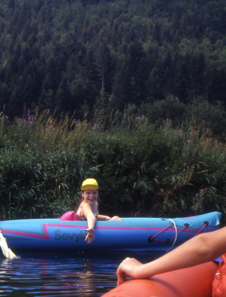 Mes souvenirs de vacances d'été