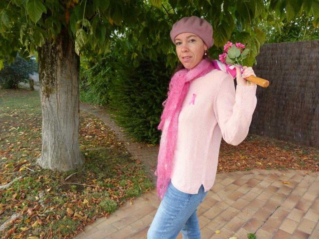 Du rose pour octobre rose