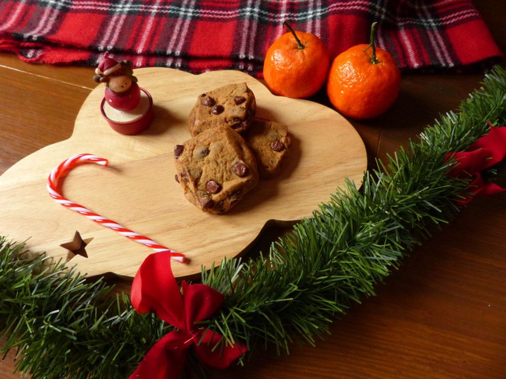 Fait maison - Cookies de Noël