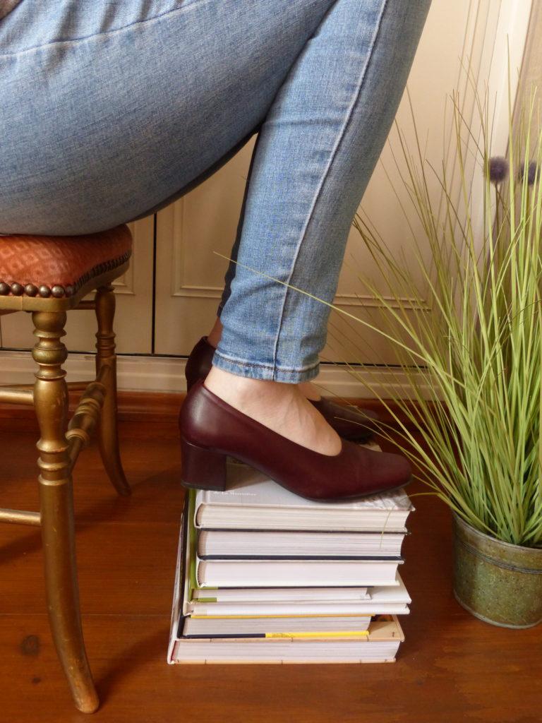 4 paires de chaussures pour la rentrée