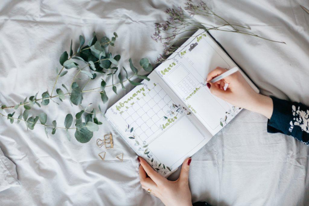 Les 6 choses que j'aime faire avant de commencer ma journée