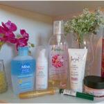 Dans ma salle de bain : ma routine soin de l'été
