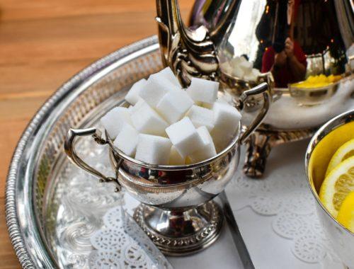 morceaux de sucre fait maison