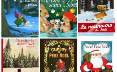 Les livres pour patienter jusqu'à Noël