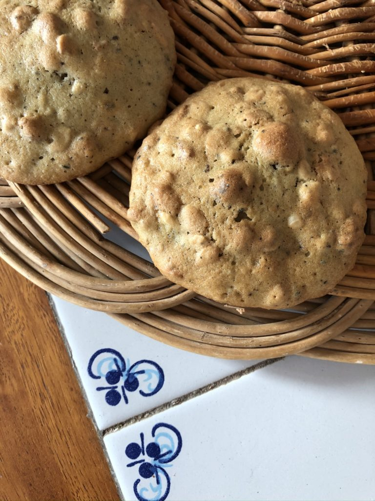 Fait maison - Cookies au muesli