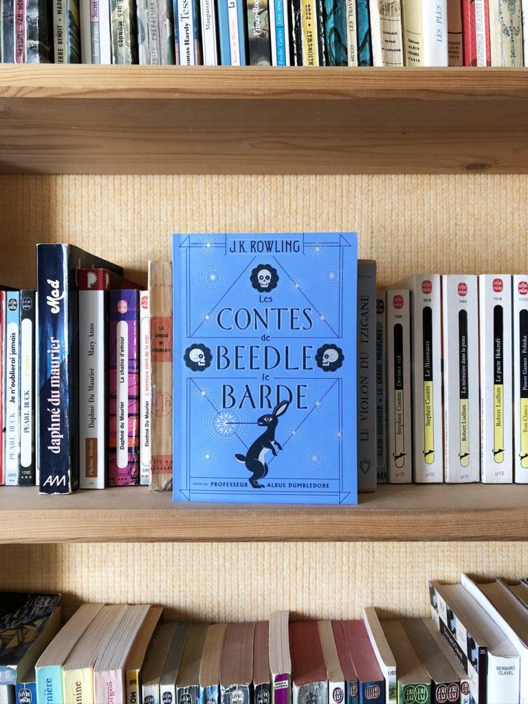 Les contes de Beedle le Barde - J.K Rowling